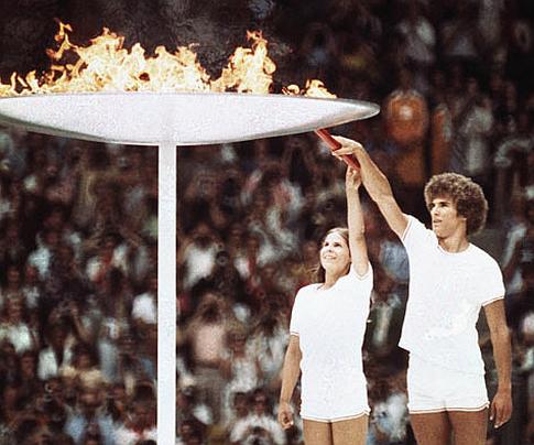 Sandra i Stefan pale vatru ...