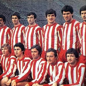 Šampionski tim Crvene zvezde u sezoni 1976/77