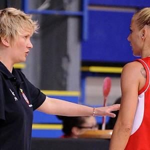 Marina Maljković i Micka Dabović