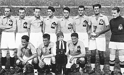 Fudbalski heroji iz Montevidea