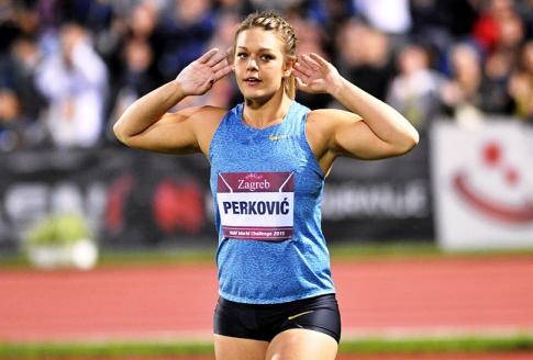 Svetska, evropska i olimpijska pobednica Sandra Perković
