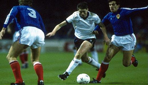 Fudbalski susreti sa Engleskom (2)