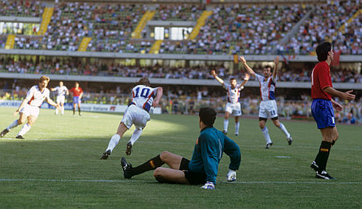 Fudbalski susreti sa Španijom (4)