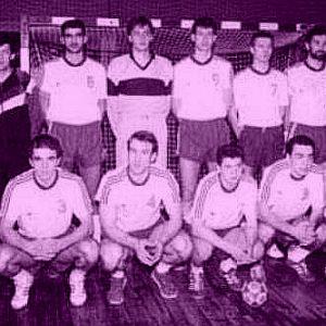Rukometaši banjalučkog Borca, pobednici Kupa IHF
