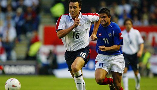 Fudbalski susreti sa Engleskom (3)