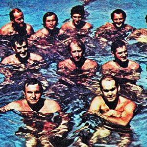 Ekipa zagrebačke Mladosti u sezoni 1971/72