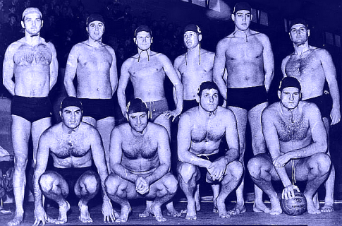 Ekipa Partizana koja je osvojila prvu titulu šampiona Evrope