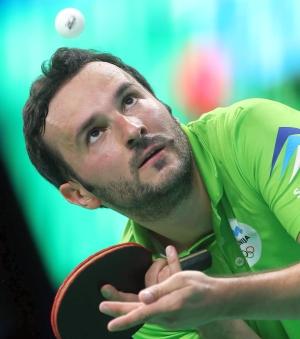 Bojan Tokić, rođeni Jajčanin koji je proneo slavu slovenačkog stonog tenisa