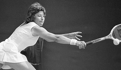 Prva superzvezda jugoslovenskog tenisa Mima Jaušovec
