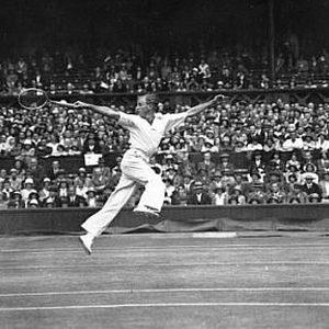 Teniski turnir u Vimbldonu 1931. godine (FOTO: Getty Images)