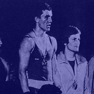 Mijo Perunović, šampion Evrope, na najvišoj stepenici postolja 1979. godine