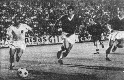 Utakmica Valensija - Dinamo 2:0