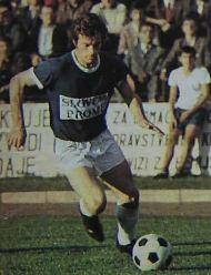 Kninska lija, Petković Ilija (OFK Beograd)