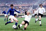 Detalj sa utakmice Italija - SR Nemačka 0:0, odigranoj 14. juna 1978. godine