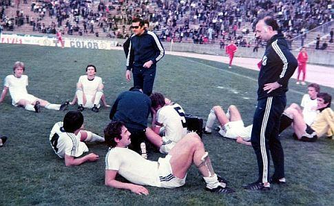 Fudbaleri Rijeke uoči produžetaka na finalnoj utakmici protiv Trepče