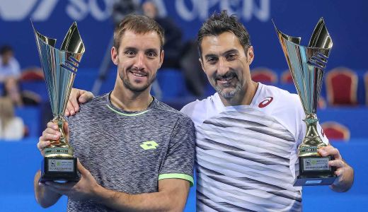 Teniske titule – REZIME: muški parovi