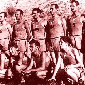 Košarkaši Zvezde iz 1951. godine