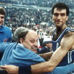Cibona, šampion Evrope 1985. godine