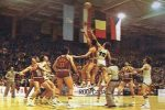 Početak finalne utakmice Kupa Radivoja Koraća u Banjaluci između Partizana i Bosne