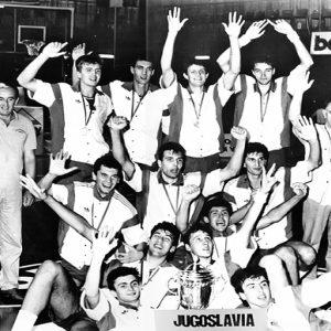 Šampioni sveta iz Bormija 1987. godine