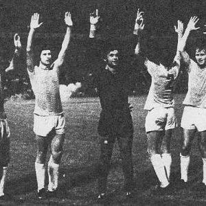 Ekipa Crvene zvezde, pobednik Letnje lige 1971. godine