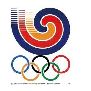 Logo Olimpijskih igara u Seulu 1988. godine