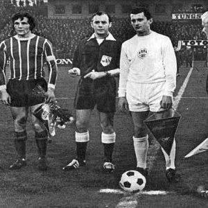 Pred početak utakmice Ferencvaroš - Željo 1:2 (FOTO: tempofradi.hu)