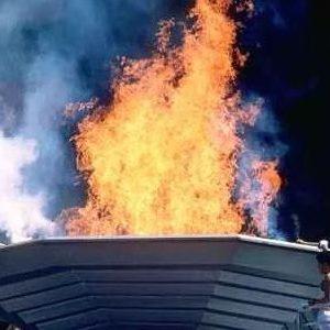 Olimpijski plamen u Seulu