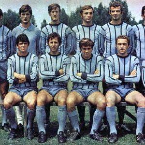 Ekipa Željezničara, šampion Jugoslavije 1971/72