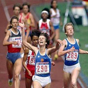 Cilj finalne trke žena na 800 metara u Seulu