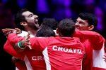 Radost hrvatskih tenisera nakon trijumfa 2018. godine
