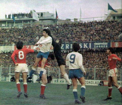 Detalj sa utakmice Hajduk - Velež 0:3