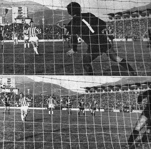 Čelik - Crvena zvezda 0:2: Đorić je prvo realizovao najstrožu kaznu (gornja fotografija), ali je u ponovljenom pokušaju bio neprecizan (donja fotografija)