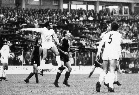 Detalj sa utakmice Čelik - Fiorentina 1:0 (FOTO: zenicablog.com)