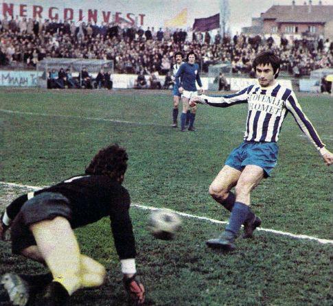OFK Beograd - Dinamo 4:2: Jedan od Santračevih golova