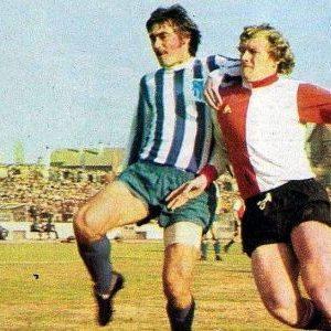Detalj sa utakmice OFK Beograd - Fejenord 2:1
