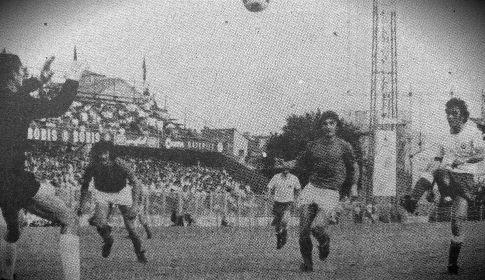 Hajduk - Vojvodina 7:0: Jedan od dva gola Pere Nadoveze
