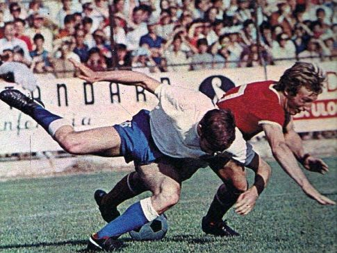Detalj sa utakmice Velež - Hajduk 1:0