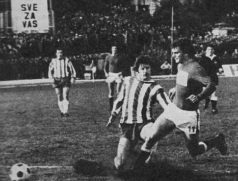 Velež - Crvena zvezda 1:1: Momo Vukoje se prikrao iza leđa Vladislava Bogićevića i postigao izjednačujući pogodak za domaćine