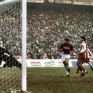 Gol Milana protiv Zvezde u Beogradu