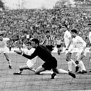 Detalj sa utakmice Partizan - Real 1:2