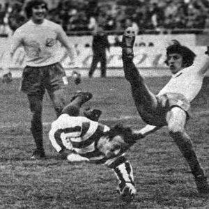 Detalj sa utakmice Crvena zvezda - Rijeka 4:0