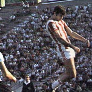Detalj sa utakmice Crvena zvezda - Sloboda 3:0