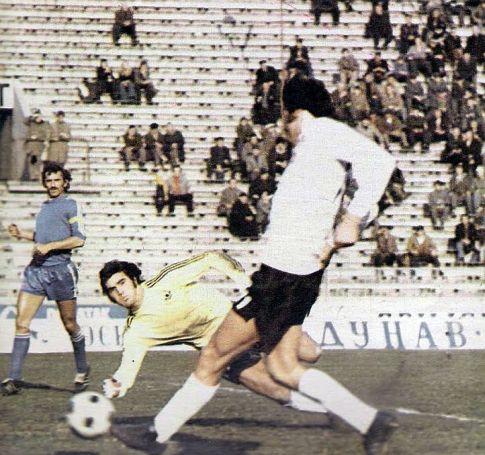 Detalj sa utakmice Partizan - Željezničar 4:1