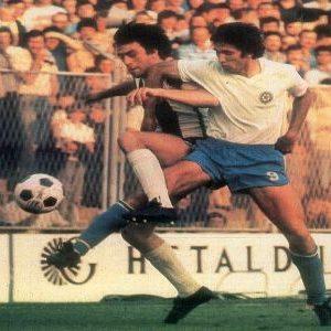 Detalj sa utakmice Hajduk - Partizan 0:2