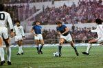 Detalj sa utakmice Italija - Jugoslavija 3:0, odigrane 25. septembra 1976. godine