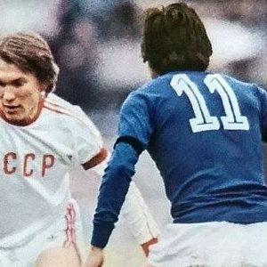 Jugoslavija - SSSR 2:4: Duel Blohina i Šurjaka