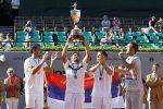 Teniseri Srbije, pobednici Svetskog ekipnog kupa 2012. godine