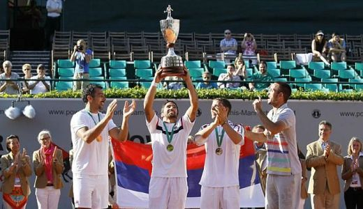 Svetski ekipni kup i ATP kup: Jugoslavija, Hrvatska, Srbija …