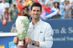 """Pobedom nad Švajcarcem Rodžerom Federerom 6-4, 6-4 u finalu Sinsinatija 2018. godine, Novak Đoković je postao prvi teniser u istoriji koji je osvojio """"Zlatni Masters"""""""